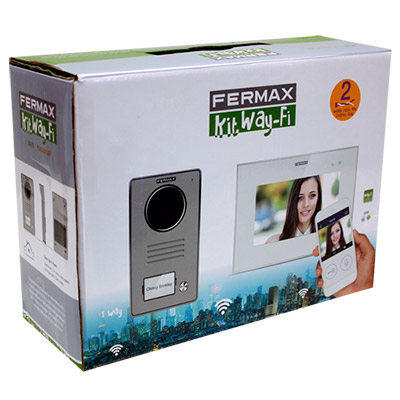 Kit Video WAY-FI</br> por sólo <b>450€ + IVA (instalación incluida)</b>
